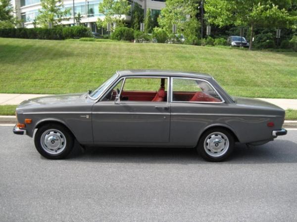 1969 Volvo 142s Side