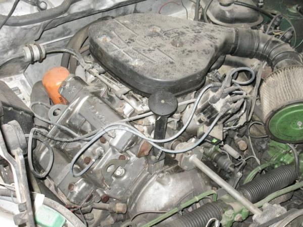 Citroen Sm Barn Find Engine