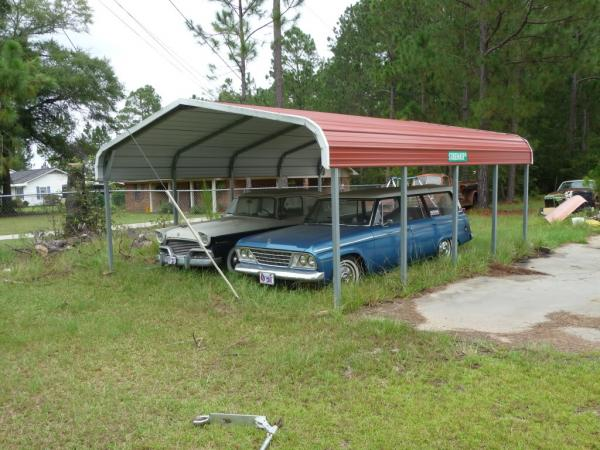 Studebakers Under Cover