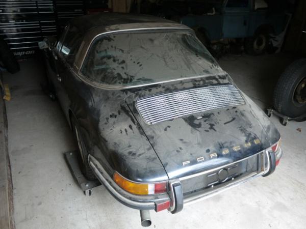 1971-Porsche-911-Targa