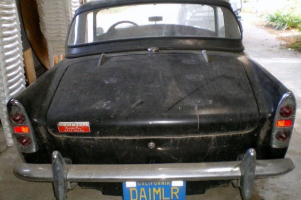 garaged-1962-daimler-sp-250-rear-end