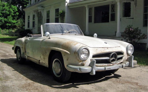 maine-find-1956-mercedes-190sl