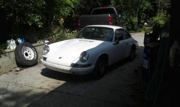 1966 Porsche 911 Project