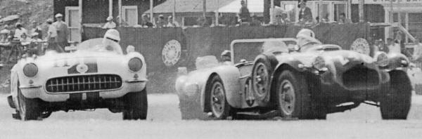 Allard racing