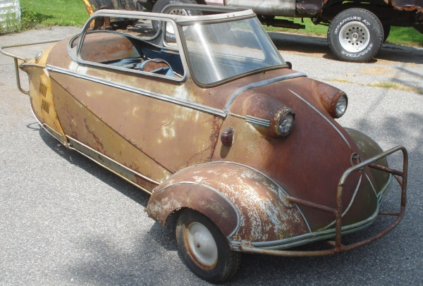 1955-Messerschmitt-KR200-project