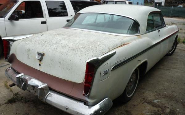 1955-chrysler-c-300-rear