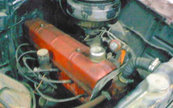 1951-chevy-motor