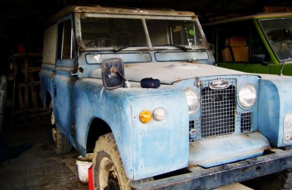 1968 Land Rover