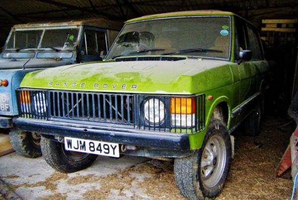 1979 Range Rover