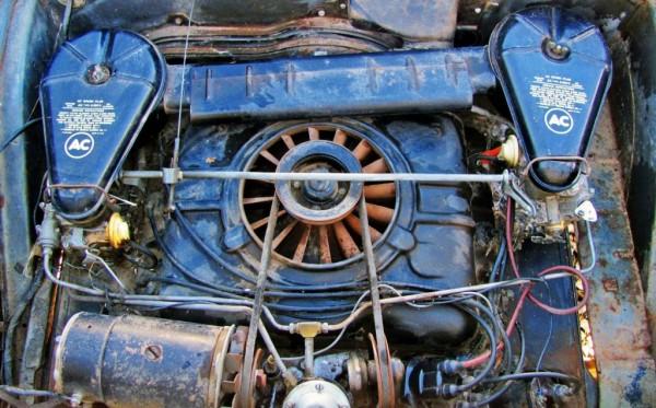Corvair Motor