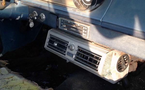 Impala Wagon AC