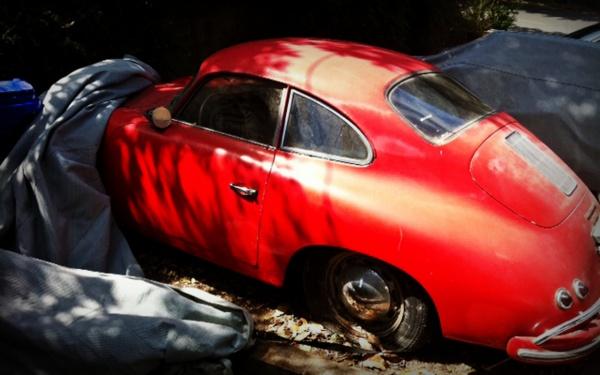 Red-Porsche