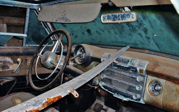 Roadmaster-interior