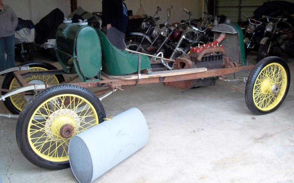 1915 Maxwell Racer