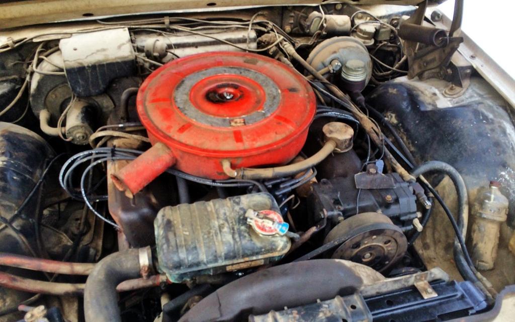 Mercury 390 V8