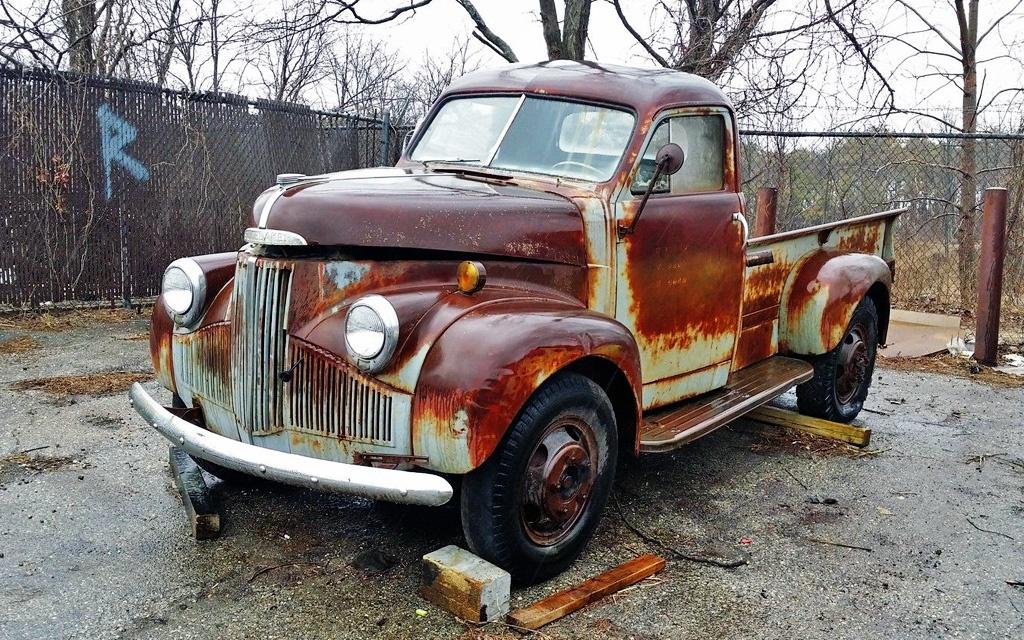1948 Studebaker Truck