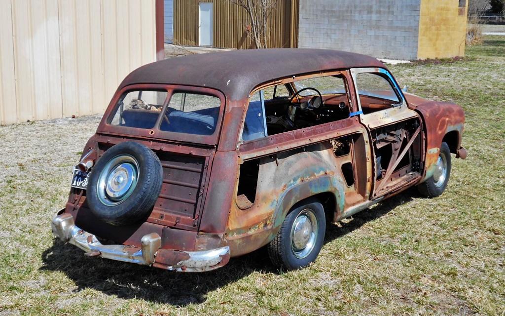 1949 Ford Woodie