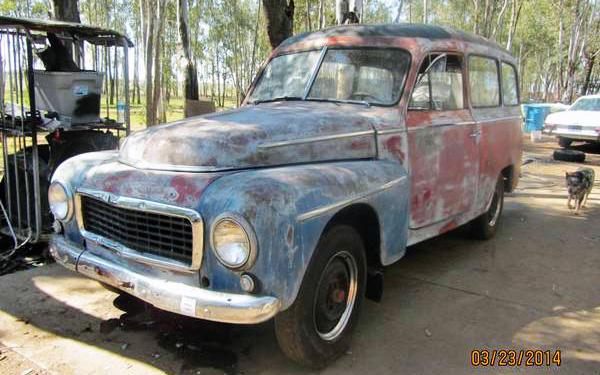 1959 Volvo 445