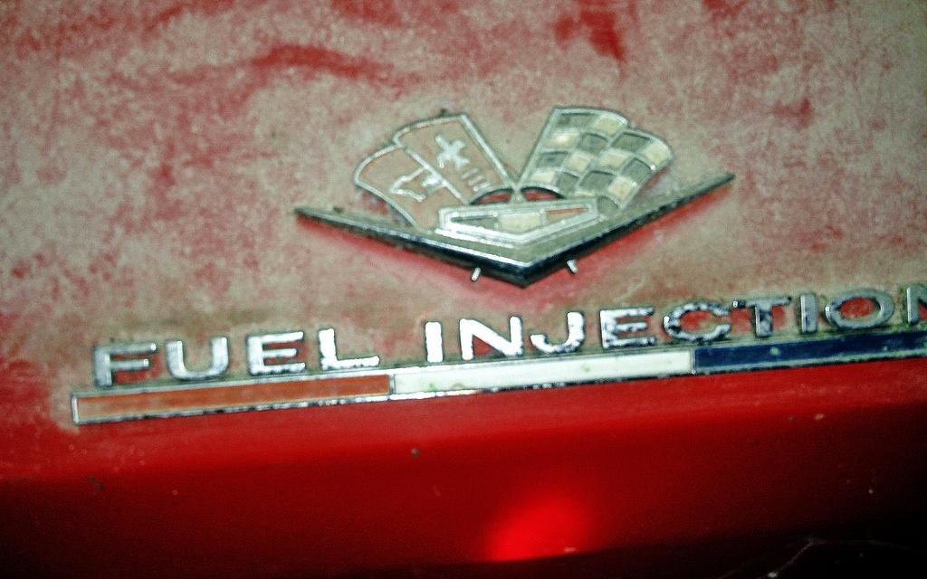 1963 Corvette Fuel Injection