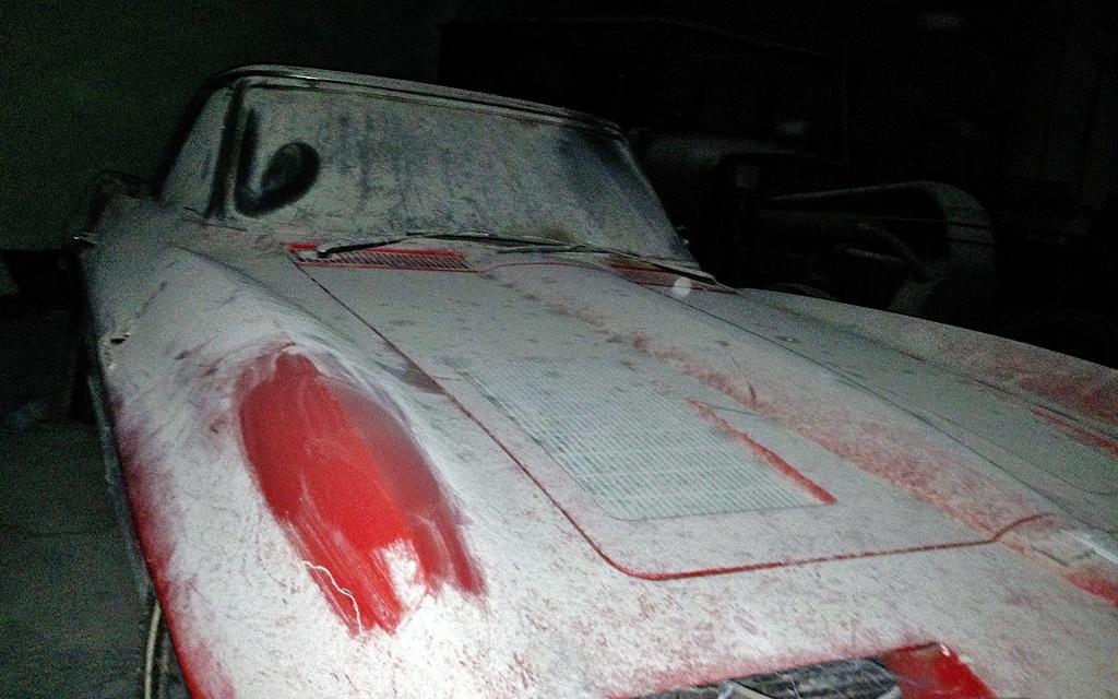 1963 Corvette Fuelie