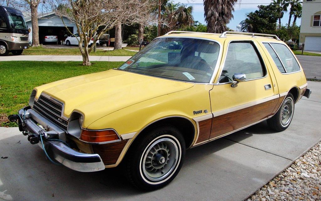 1978 AMC Pacer DLX