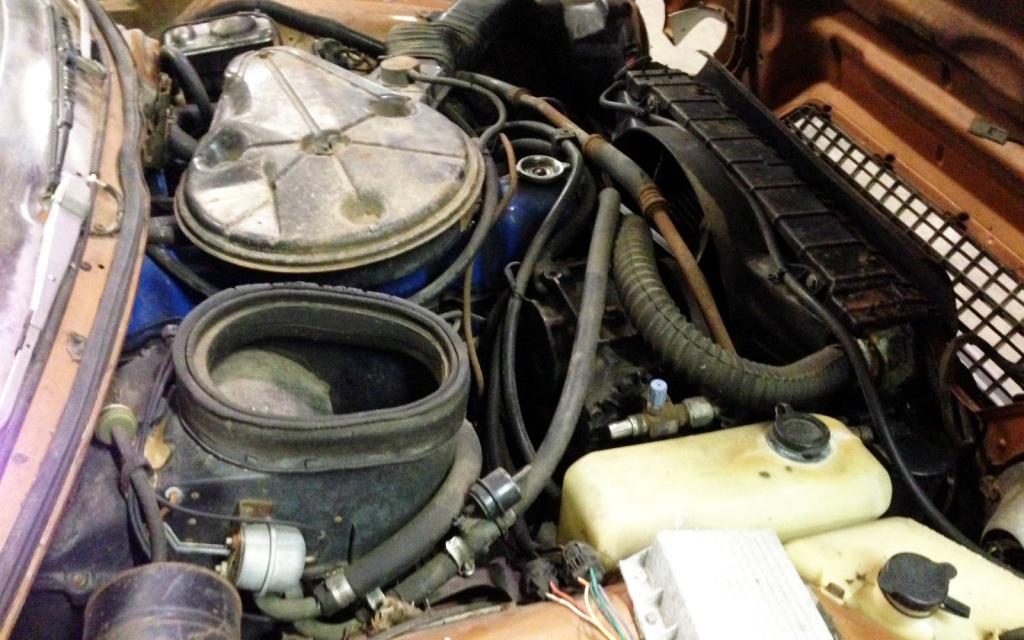 1978 AMC Pacer Engine