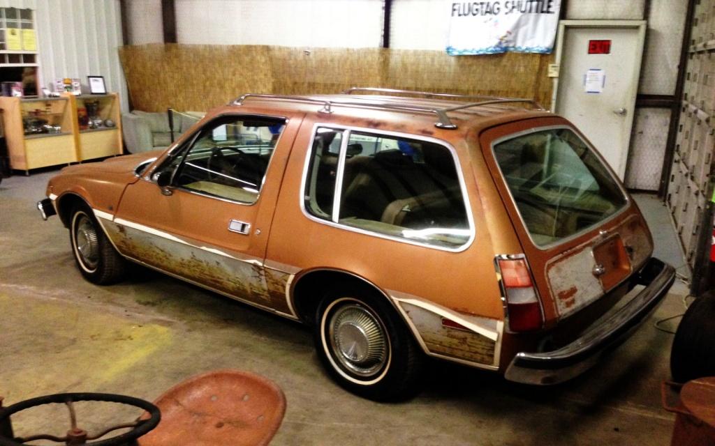 1978 AMC Pacer Wagon