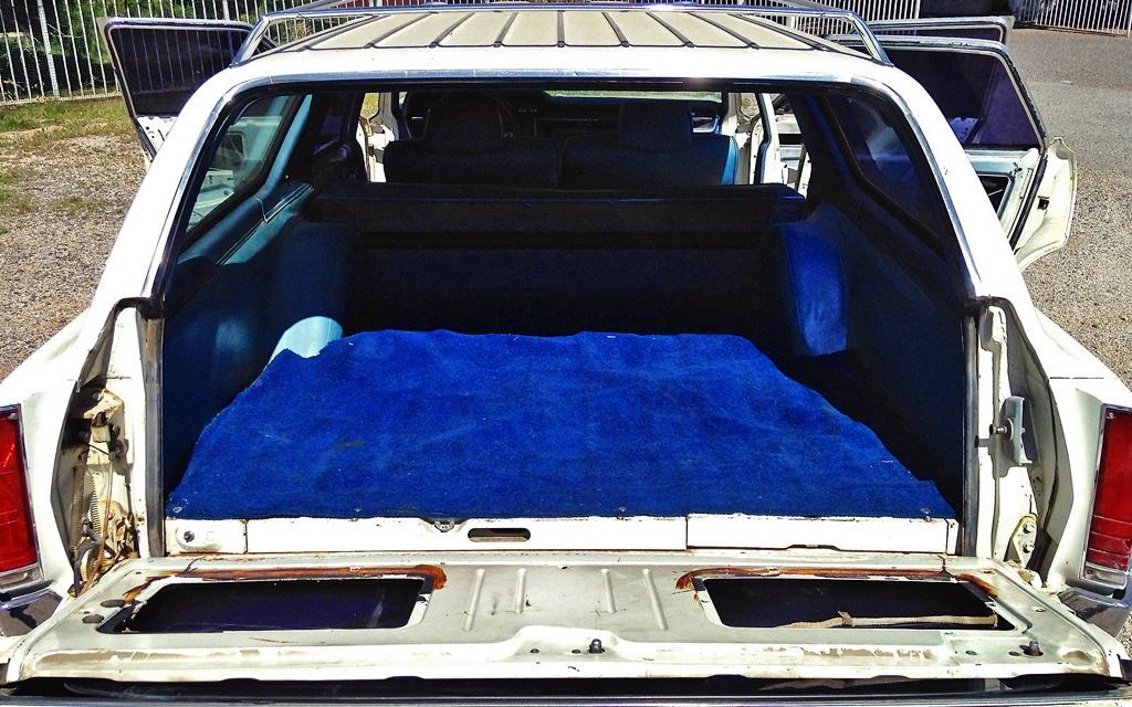 AMC Rebel SST Wagon