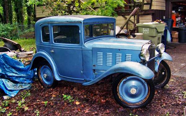 1928 American Austin