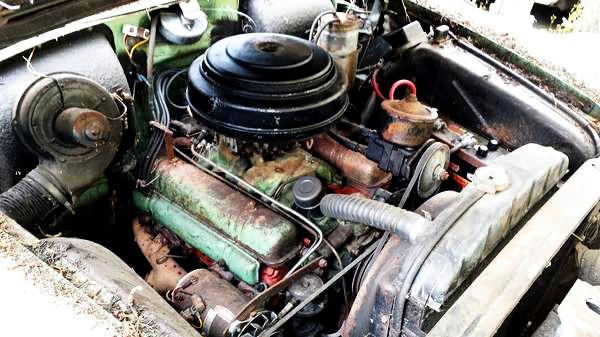 1954 Buick Wagon Motor