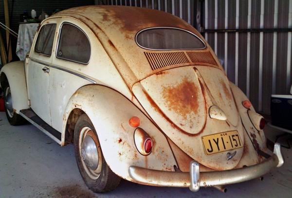 1956 VW Beetle