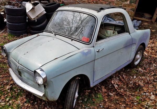 1961 Autobianchi Bianchina