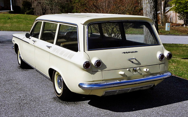 1962 Chevy Corvair 700 Wagon