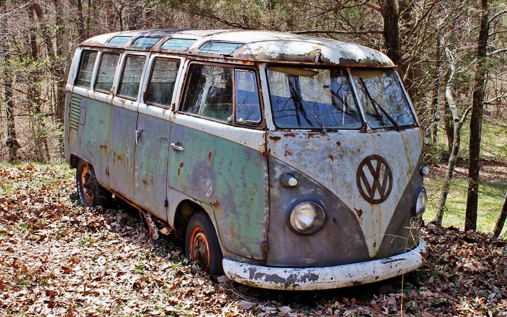 1966 VW Samba Bus