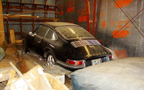 1967 Porsche 911S Discovered