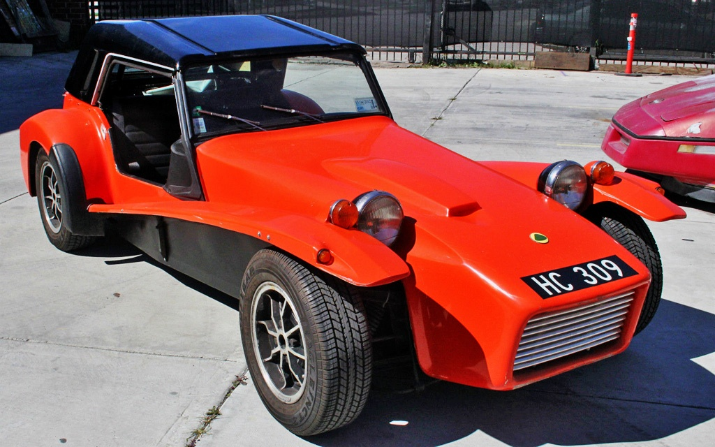 1974 Lotus Seven