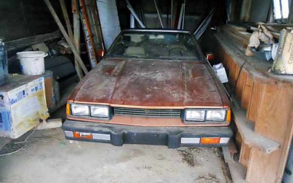 1982 Datsun 200SX Convertible