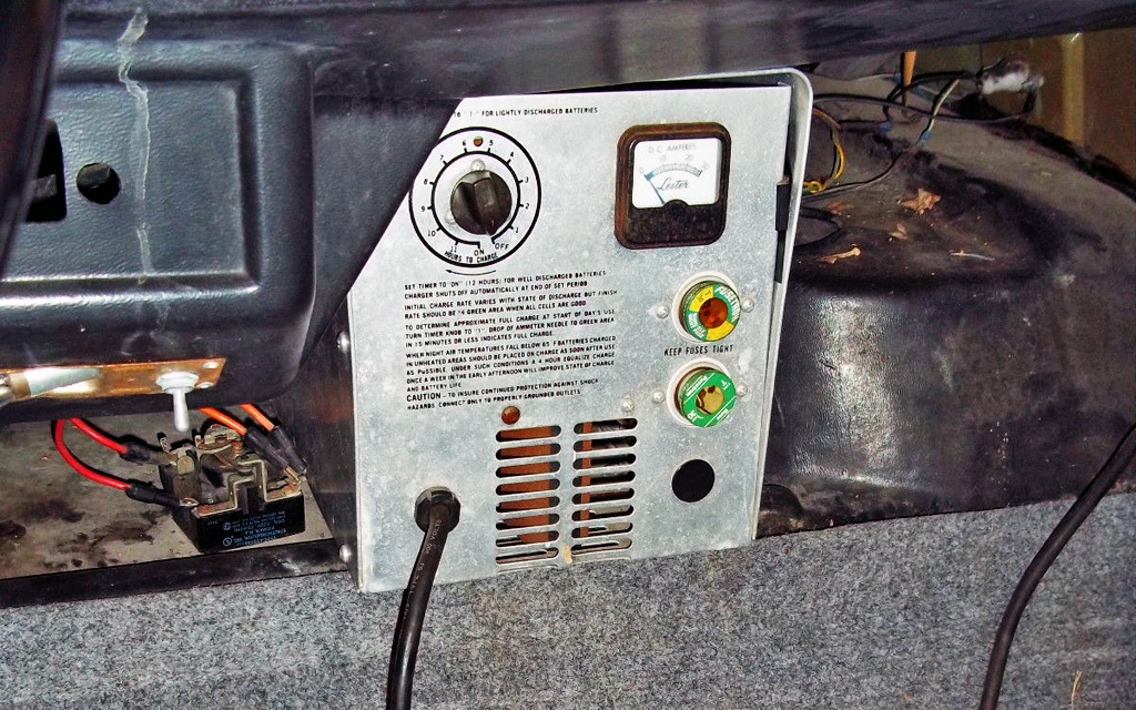 CitiCar Charging System