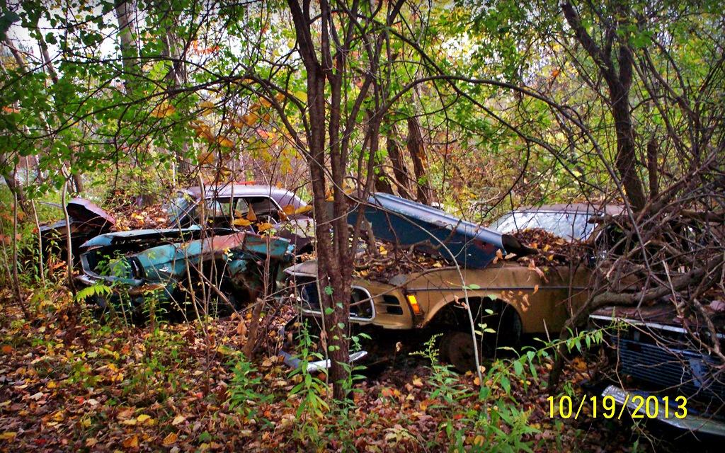 Upstate New York Graveyard