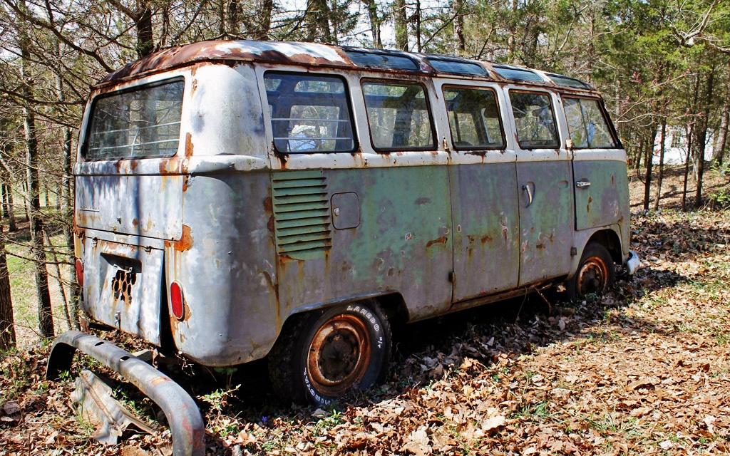 VW Deluxe Microbus