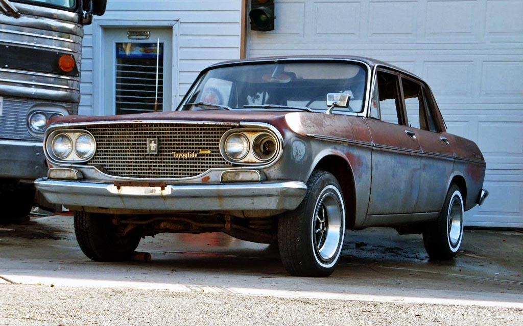 1963 Toyota Crown