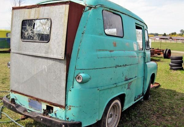 Project Dodge Panel Van