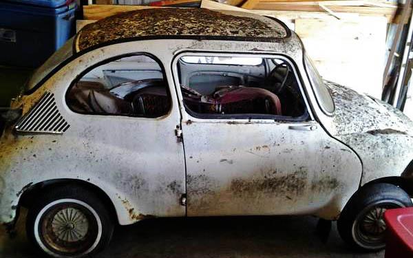 Subaru 360 Ladybug