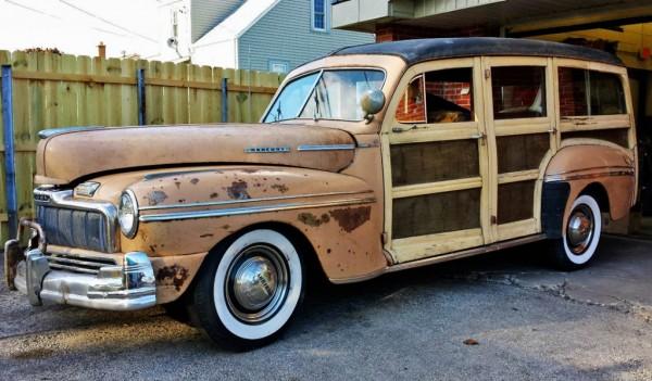 1948 Mercury Woodie Station Wagon