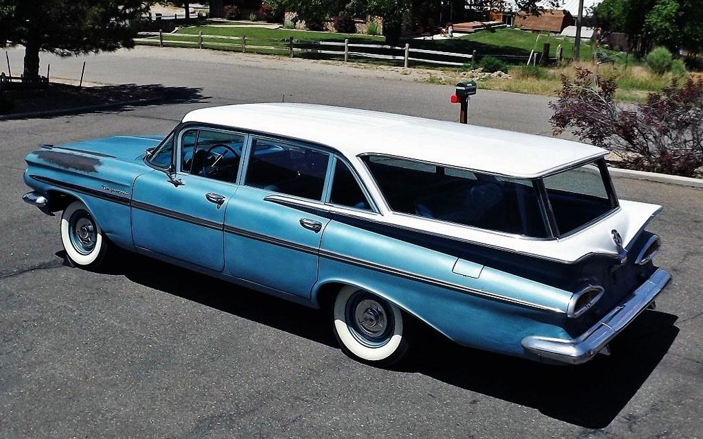 1959 Chevy Impala Kingswood