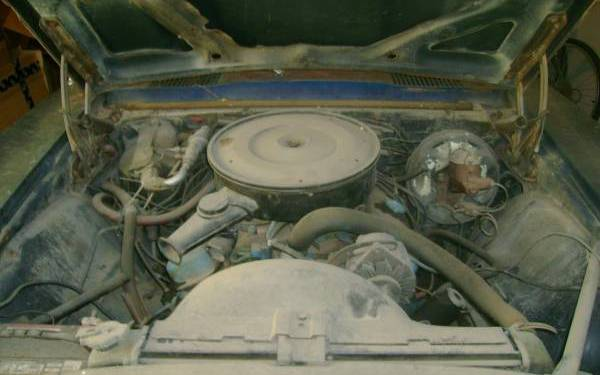 400-cubic-inch-engine