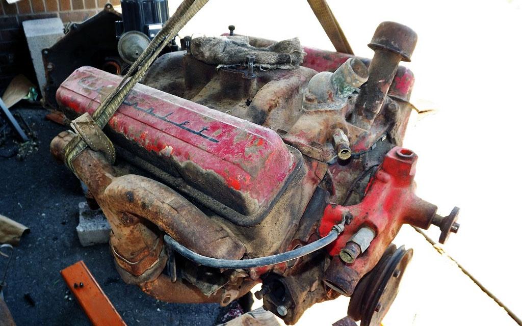 Chevrolet 283 V8