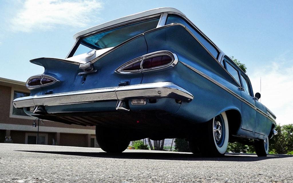 Chevy Impala Kingswood