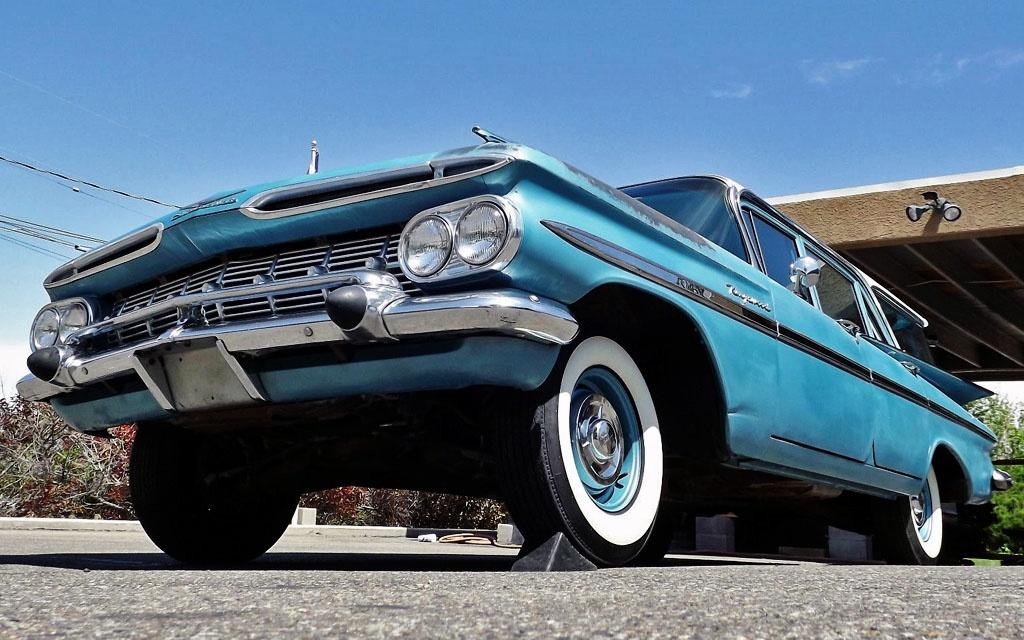 Chevy Impala Wagon