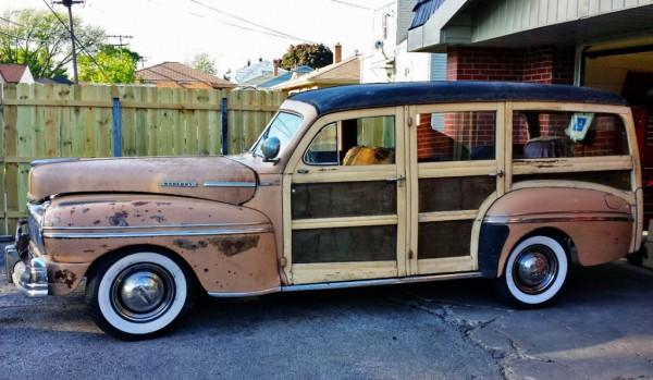 Mercury Woodie Wagon